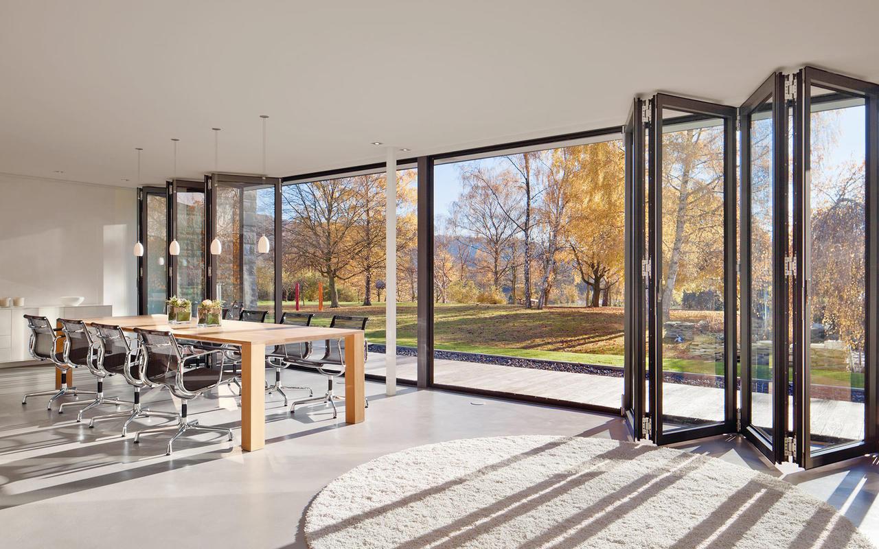 Solarlux Bifolding Doors
