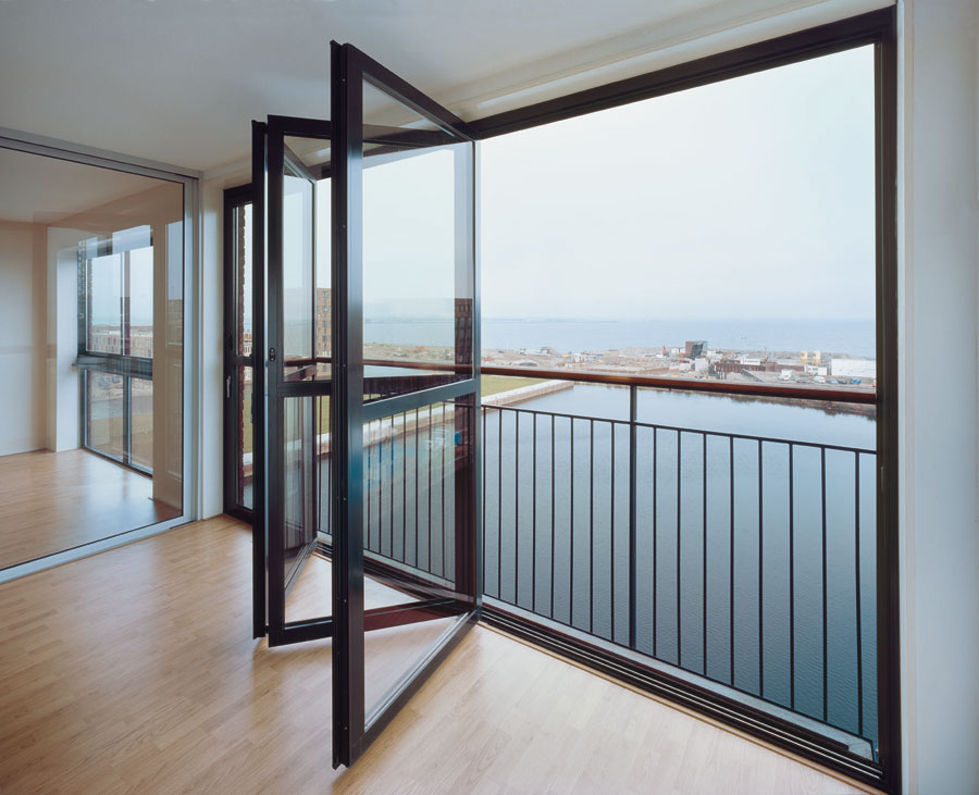 Solarlux Bifold Doors Low Maintenance Aluminium Or Timber
