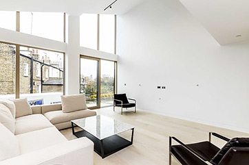 Internorm Windows in Luxury Maisonette London (thumb)