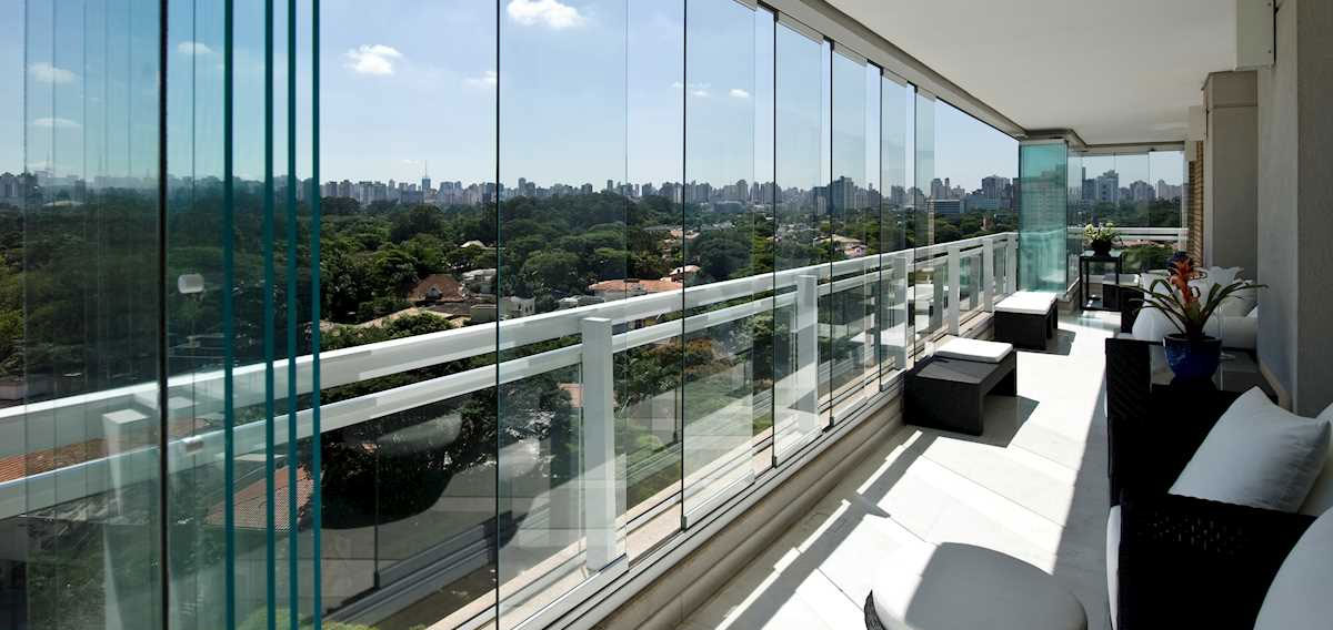 Glass Partitions And Balcony Glazing By Solarlux