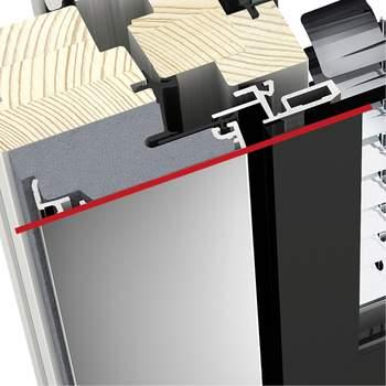 studio feature flush design