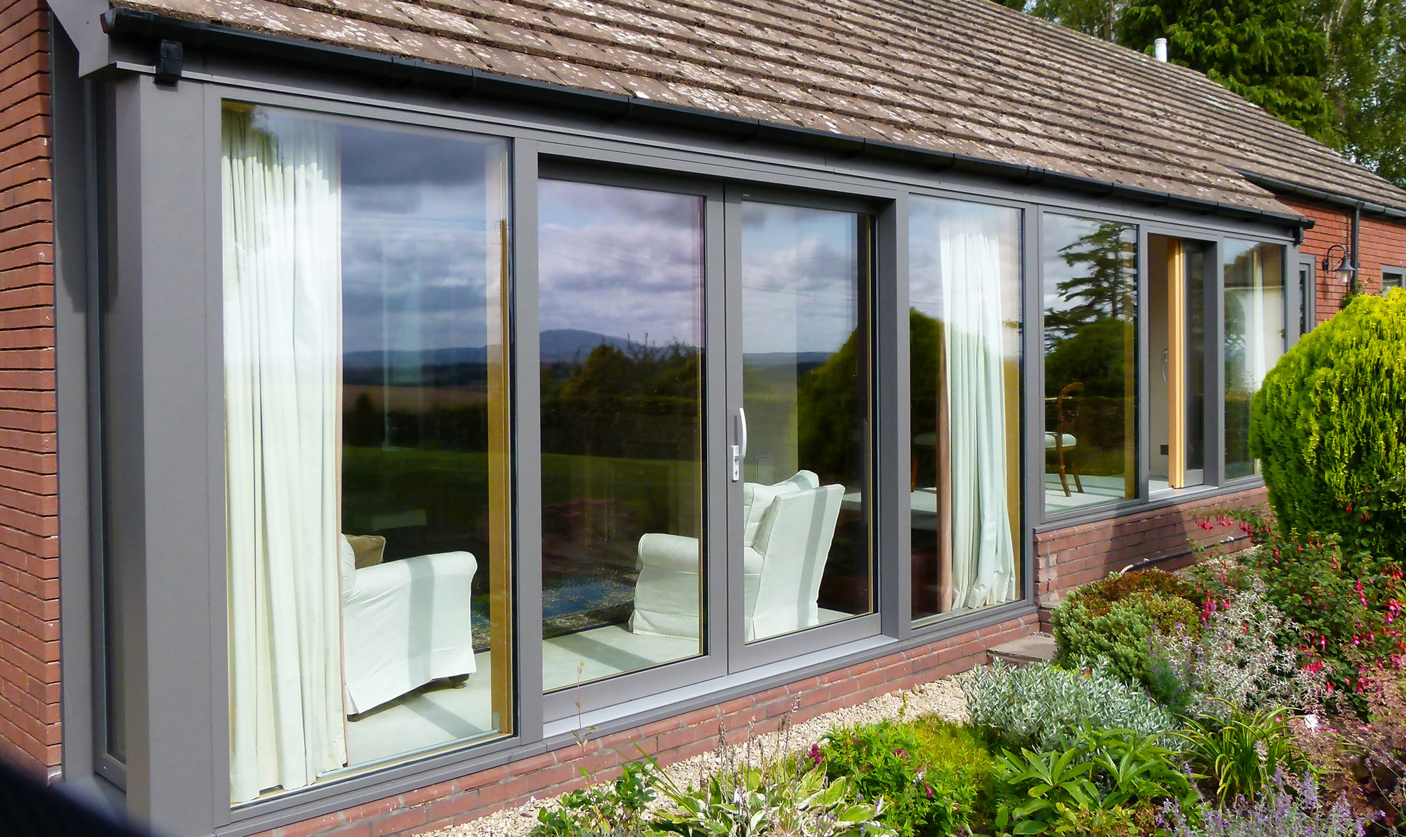 Projects Gallery Internorm Lift And Slide Doors