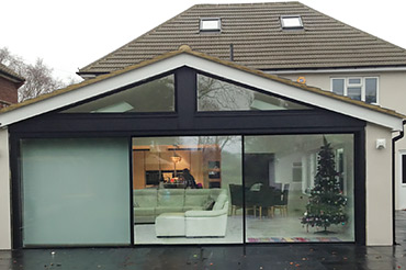 Triple-Glazed Cero sliding doors