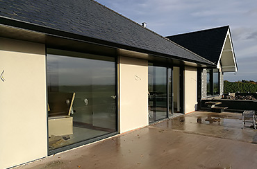 Internorm Windows & Lift-and-Slide Doors