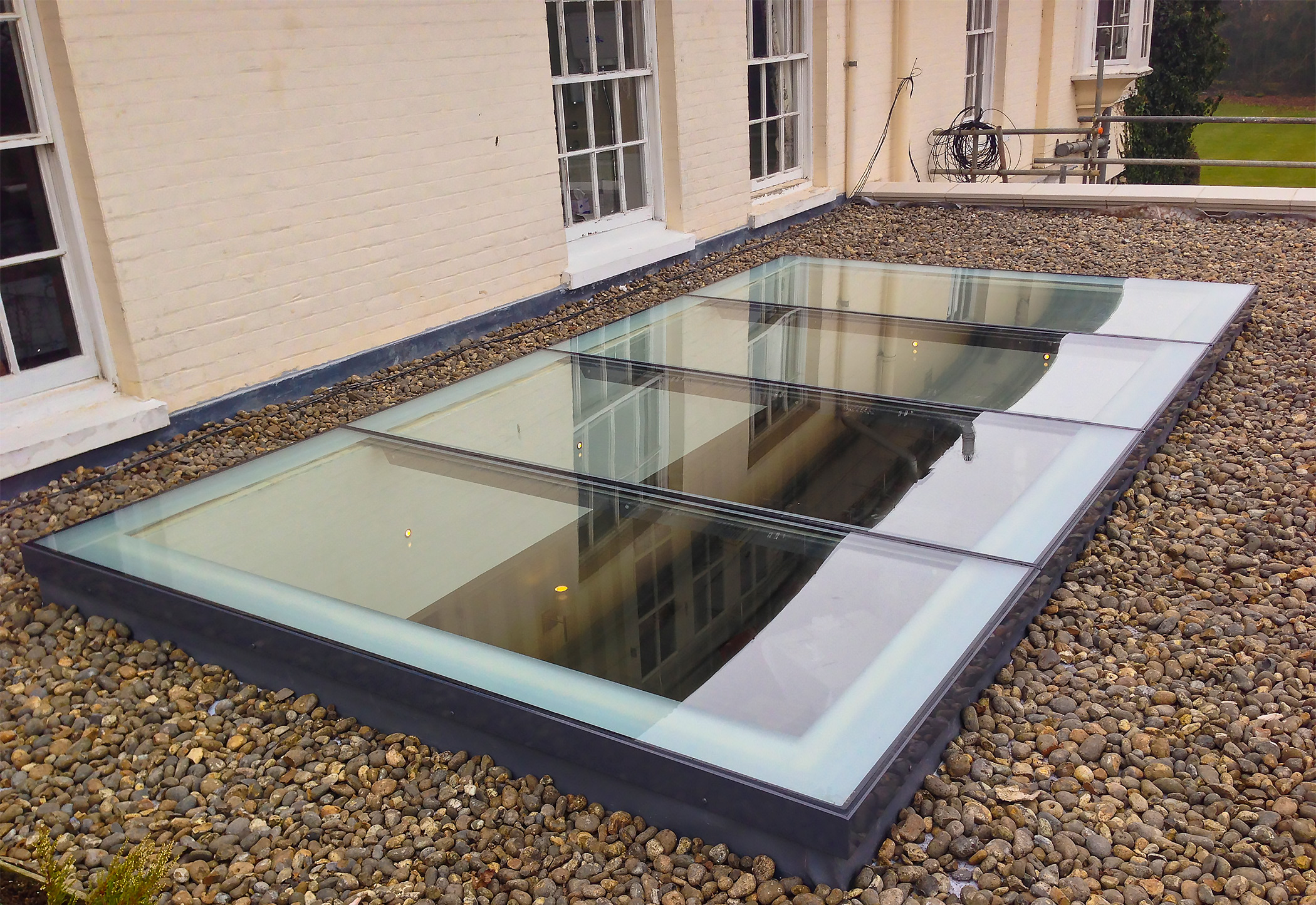 Flat Rooflights – Spectrum Architectural Glazing