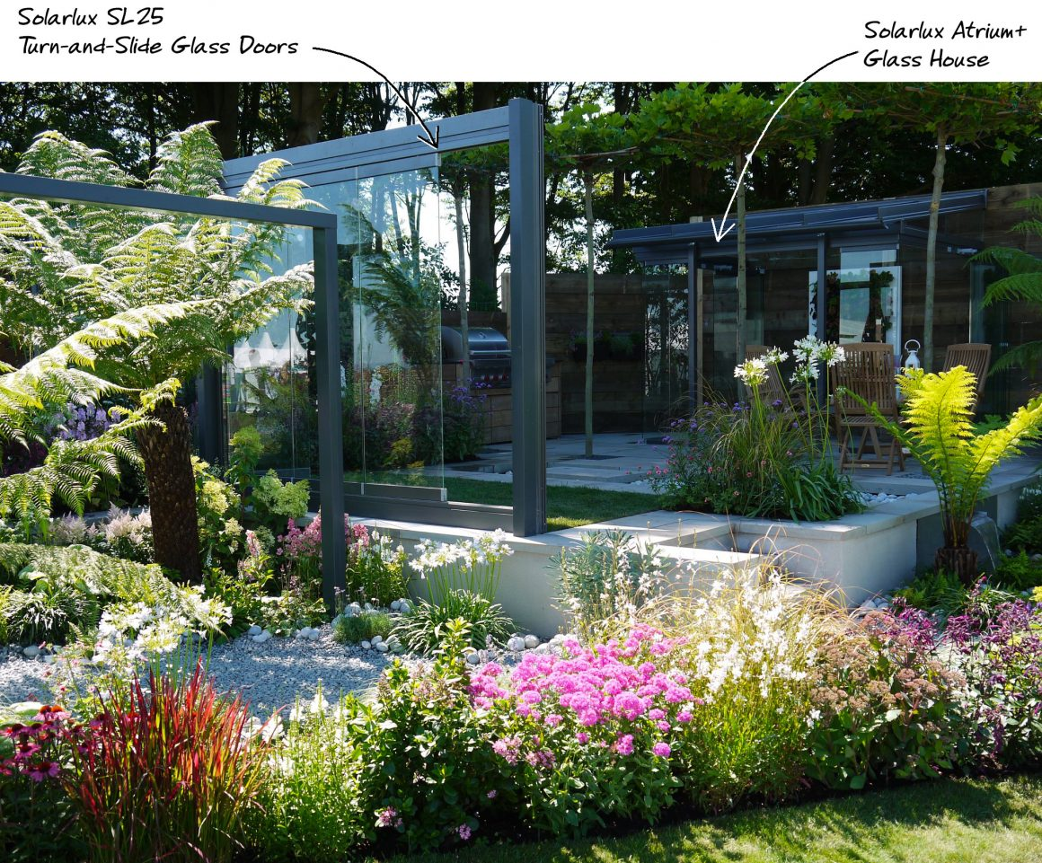 Tatton Parl Winning Show Garden 2016