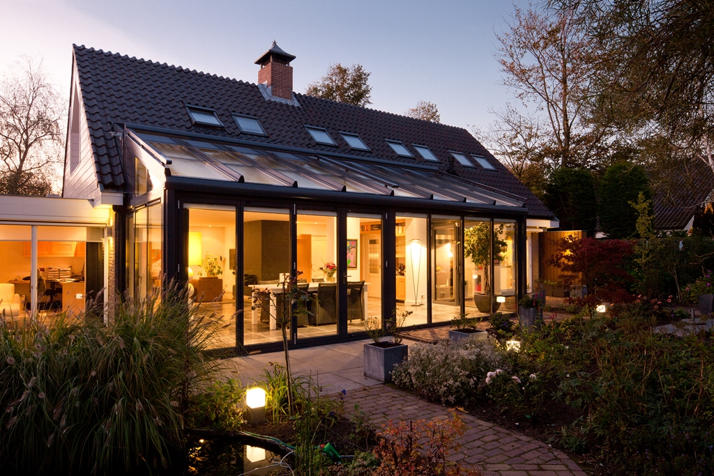 Solarlux Glass Extensions And Wintergardens In Aluminium