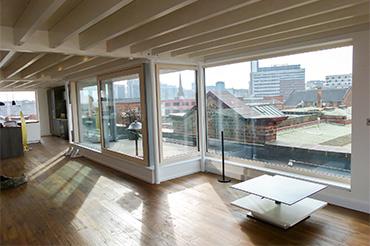 Penthouse @ Squirel Works, Birmingham