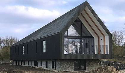 Black Barn, Suffolk