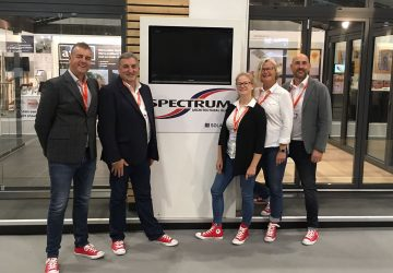 The Spectrum Team at Grand Designs 2018