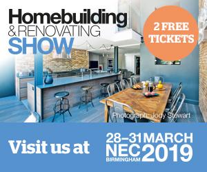Homebuilding & Renovating Show 2019 Birmingham