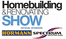 Proud Sponsors of the Homebulding and Renovating Show, Birmingham, 2019