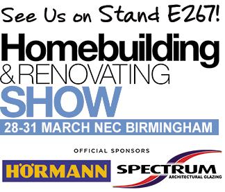 Homebuilding & Renovating Show NEC 2019