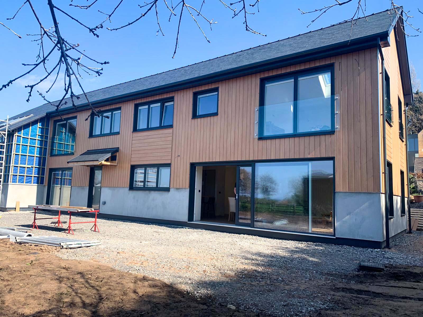 Brilliant Internorm Passivhaus Windows In A Self-Build