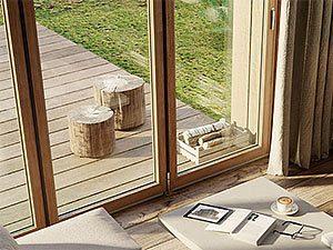COMBILINE Wood/Aluminium