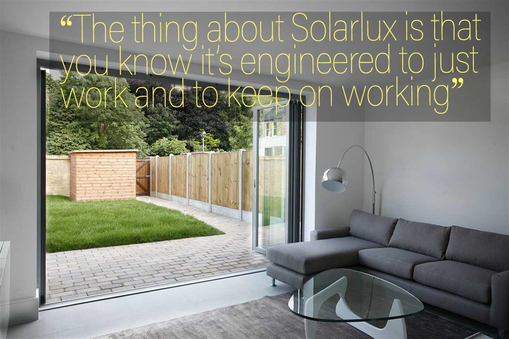 Solarlux engineering quote
