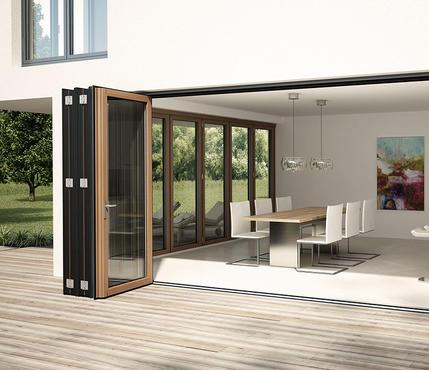 Solarlux SL 79 Bifold Doors