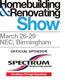 Home Building & Renovating Show banner