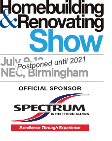 Home Building & Renovating Show Logo - 9-12 July 2020