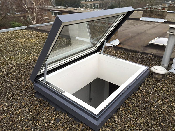 Opening Aluminium Rooflight
