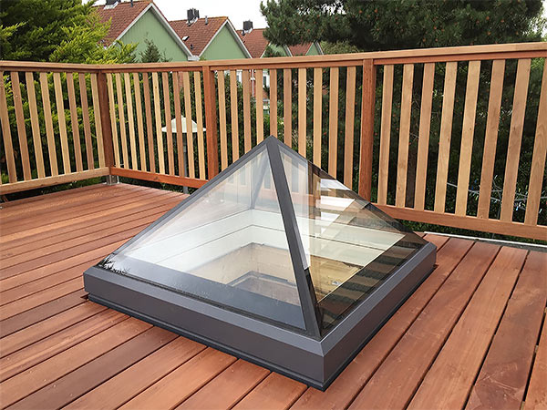Rooflight Pyramid